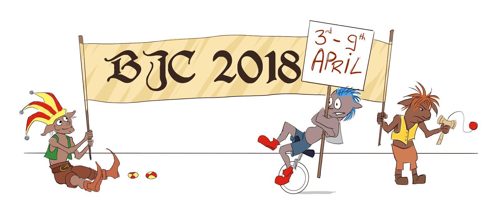 BJC 2018 Canterbury